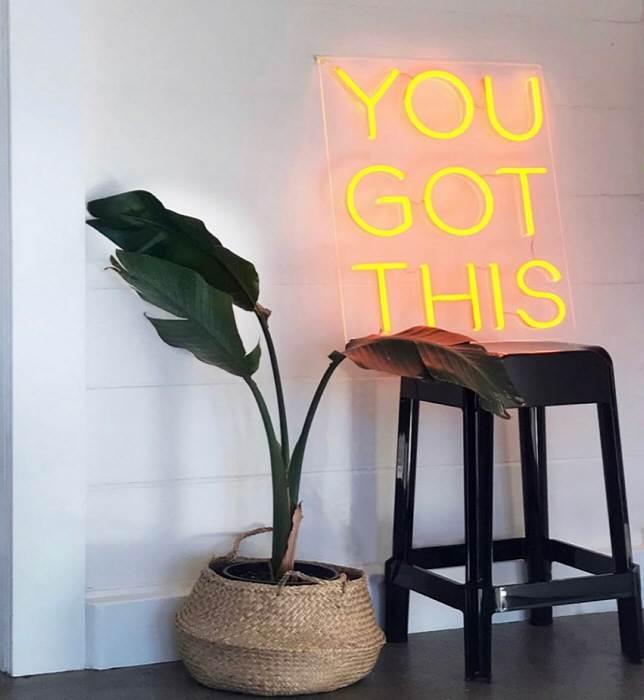 You Got This - LED Neon felirat