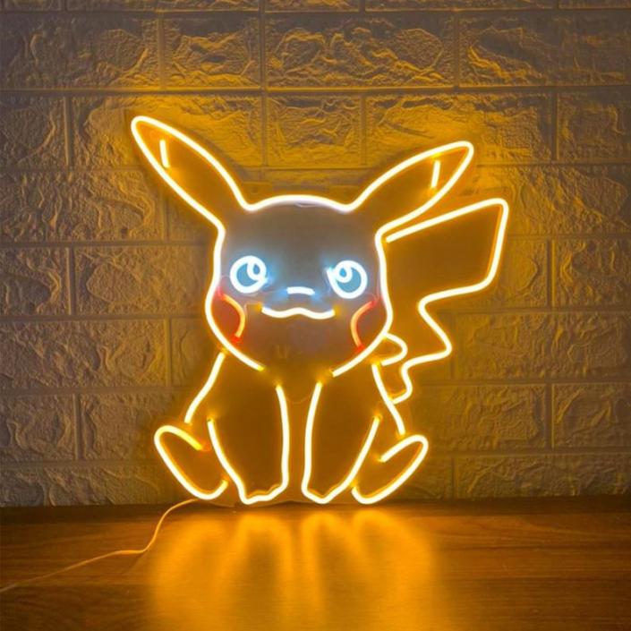 Pokemon Neon otthonra - Pikachu