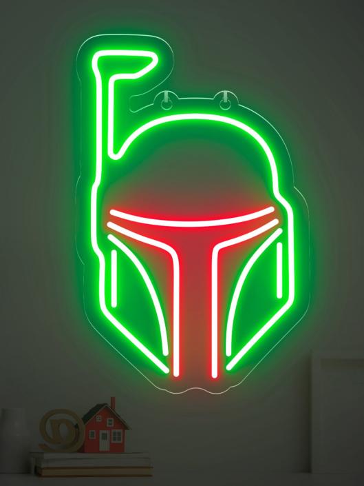 Star Wars Neon otthonra