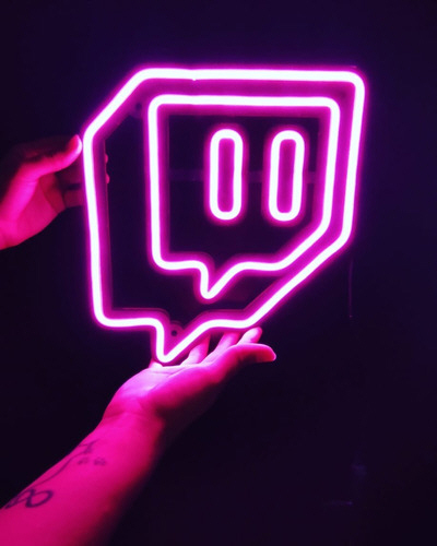 twitch Neon otthonra