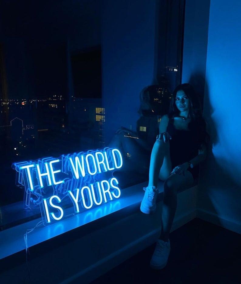 Egyedi LED Neon feliratok és dekorációk